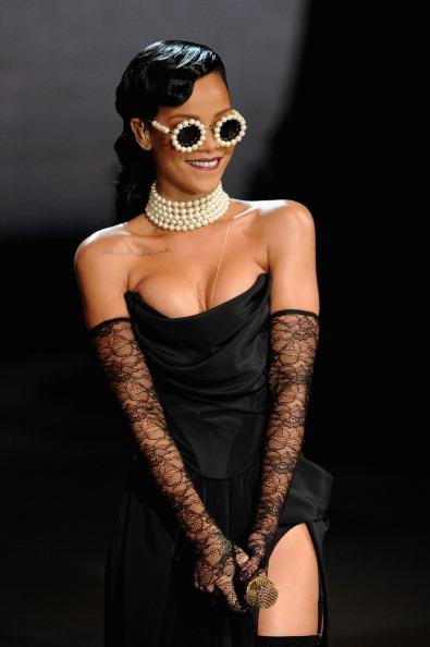 Black Color「2012 Victoria's Secret Fashion Show - Performance」:写真・画像(5)[壁紙.com]