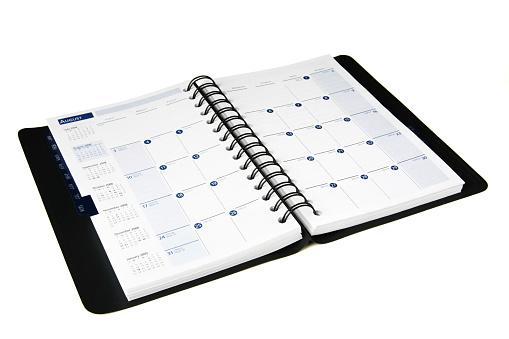 カレンダー「プランナー」:スマホ壁紙(11)
