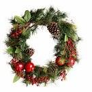 Christmas wreath壁紙の画像(壁紙.com)