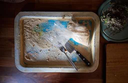 Tray「crumbs on a tray」:スマホ壁紙(8)