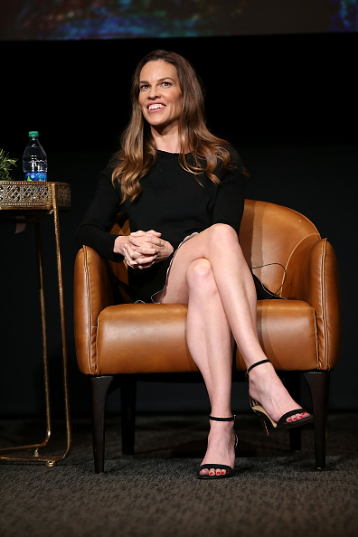"Hilary Swank「For Your Consideration Event For FX's ""Trust"" - Inside」:写真・画像(16)[壁紙.com]"