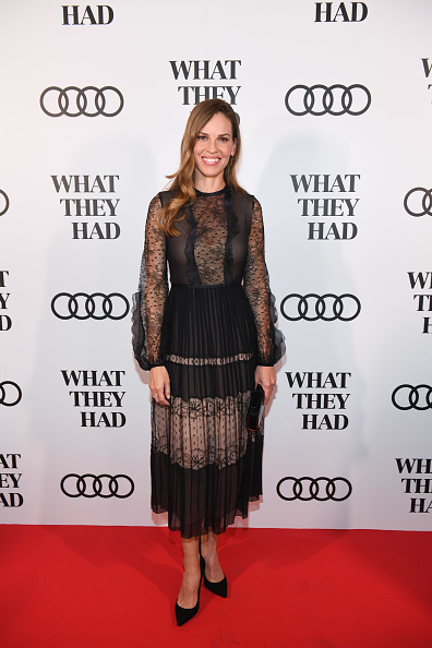 "43rd Toronto International Film Festival「Audi Canada Hosts Hilary Swank In Celebration Of ""What They Had"" During The Toronto International Film Festival」:写真・画像(0)[壁紙.com]"