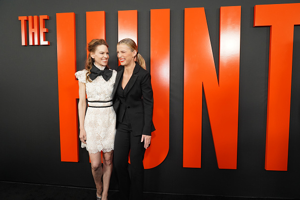 "ArcLight Cinemas - Hollywood「Premiere Of Universal Pictures' ""The Hunt"" - Arrivals」:写真・画像(11)[壁紙.com]"