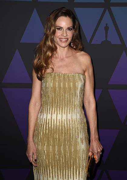 Hilary Swank「Academy Of Motion Picture Arts And Sciences' 10th Annual Governors Awards - Arrivals」:写真・画像(19)[壁紙.com]