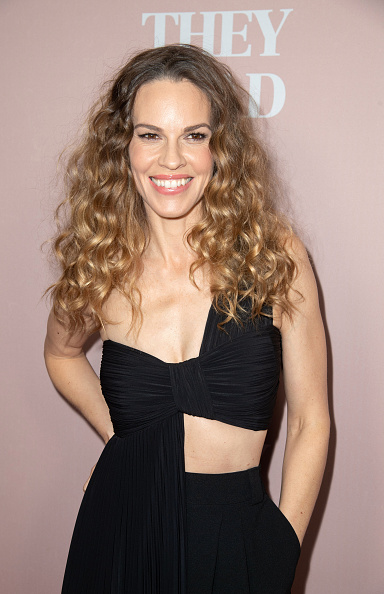 "Hilary Swank「Bleeker Street Presents Los Angeles Special Screening Of ""What They Had"" - Arrivals」:写真・画像(15)[壁紙.com]"