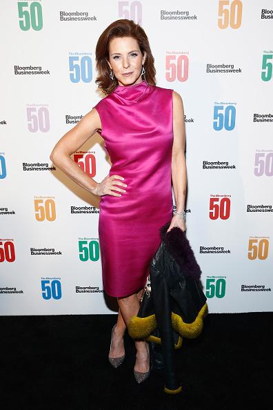 ノースリーブワンピース「'The Bloomberg 50' Celebration In New York City - Arrivals」:写真・画像(16)[壁紙.com]
