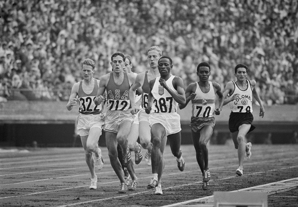 Kasumigaokamachi「XVIII Olympic Summer Games」:写真・画像(7)[壁紙.com]