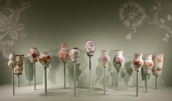 Vase「Meissen Celebrates 300 Years Of Famous Porcelain」:写真・画像(13)[壁紙.com]