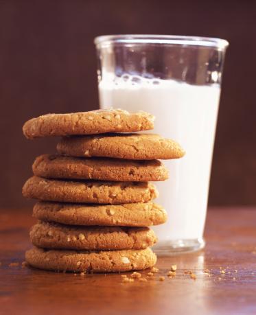 Cookie「Milk and Cookies」:スマホ壁紙(11)