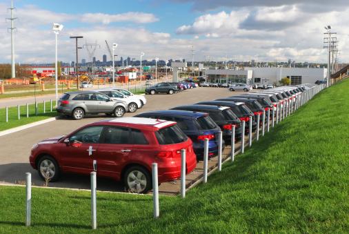 Car Dealership「Large Car Dealership」:スマホ壁紙(9)