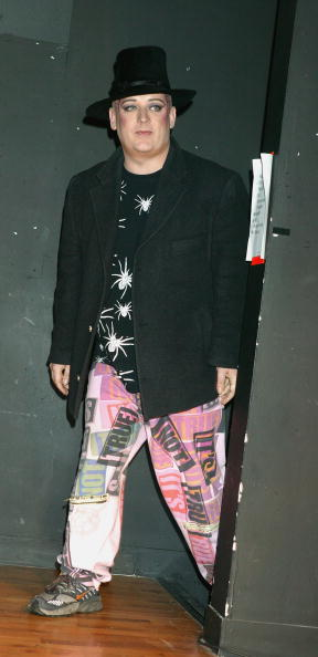 Culture Club「Boy George - Instore Signing」:写真・画像(6)[壁紙.com]