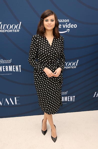 Selena Gomez「The Hollywood Reporter's Empowerment In Entertainment Event 2019 - Red Carpet」:写真・画像(18)[壁紙.com]
