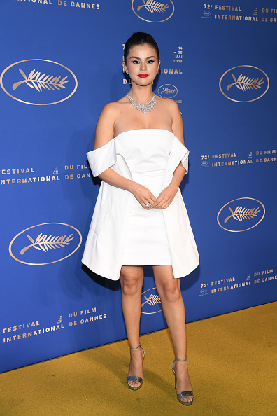 Selena Gomez「Gala Dinner Arrivals - The 72nd Annual Cannes Film Festival」:写真・画像(4)[壁紙.com]