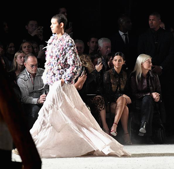 Selena Gomez「Coach 1941 - Front Row - September 2018 - New York Fashion Week」:写真・画像(13)[壁紙.com]
