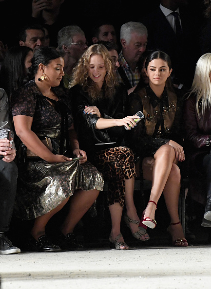Selena Gomez「Coach 1941 - Front Row - September 2018 - New York Fashion Week」:写真・画像(15)[壁紙.com]