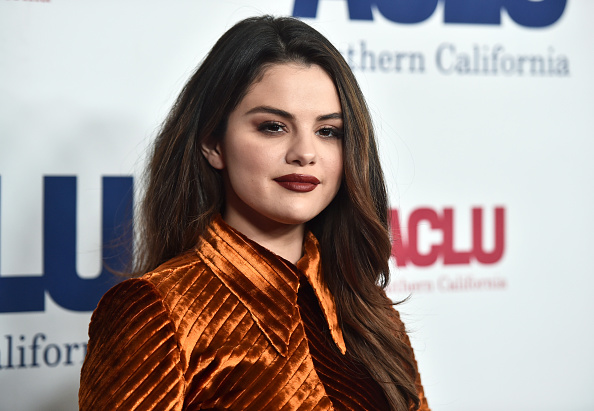 Selena Gomez「ACLU SoCal's Annual Bill Of Rights Dinner - Arrivals」:写真・画像(3)[壁紙.com]
