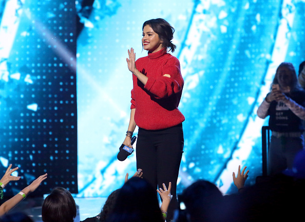 Selena Gomez「WE Day California To Celebrate Young People Changing The World」:写真・画像(1)[壁紙.com]