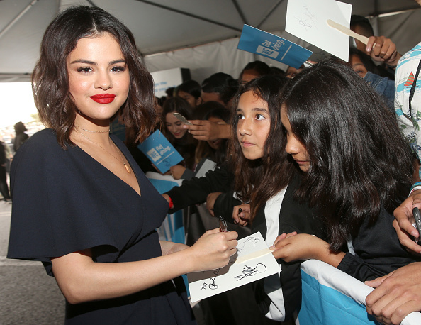 Selena Gomez「WE Day California To Celebrate Young People Changing The World」:写真・画像(19)[壁紙.com]