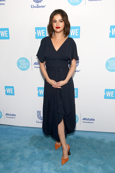 Selena Gomez「WE Day California To Celebrate Young People Changing The World」:写真・画像(4)[壁紙.com]