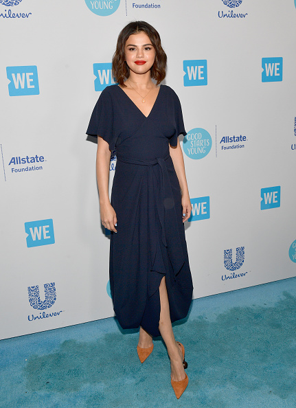 Selena Gomez「WE Day California To Celebrate Young People Changing The World」:写真・画像(16)[壁紙.com]