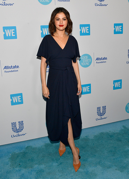 Selena Gomez「WE Day California To Celebrate Young People Changing The World」:写真・画像(5)[壁紙.com]