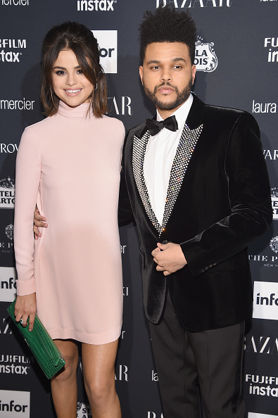 "Selena Gomez「Harper's BAZAAR Celebrates ""ICONS By Carine Roitfeld"" At The Plaza Hotel Presented By Infor, Laura Mercier, Stella Artois, FUJIFILM And SWAROVSKI - Red Carpet」:写真・画像(19)[壁紙.com]"