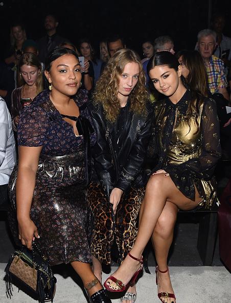 Fashion Show「Coach 1941 - Front Row - September 2018 - New York Fashion Week」:写真・画像(2)[壁紙.com]