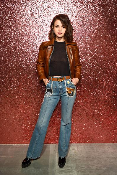 Selena Gomez「Coach Spring 2018 Runway Show NYFW - Portraits」:写真・画像(6)[壁紙.com]