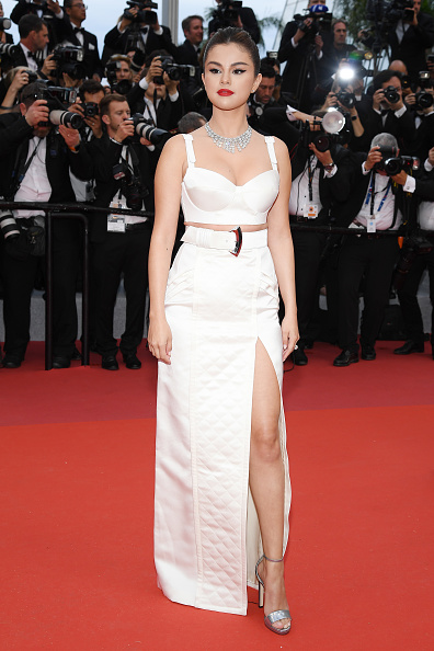 "Selena Gomez「""The Dead Don't Die"" & Opening Ceremony Red Carpet - The 72nd Annual Cannes Film Festival」:写真・画像(13)[壁紙.com]"
