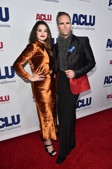 Chunky Heels「ACLU SoCal's Annual Bill Of Rights Dinner - Arrivals」:写真・画像(18)[壁紙.com]
