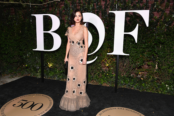 Selena Gomez「The Business Of Fashion Celebrates The #BoF500 At Public Hotel New York - Arrivals」:写真・画像(15)[壁紙.com]