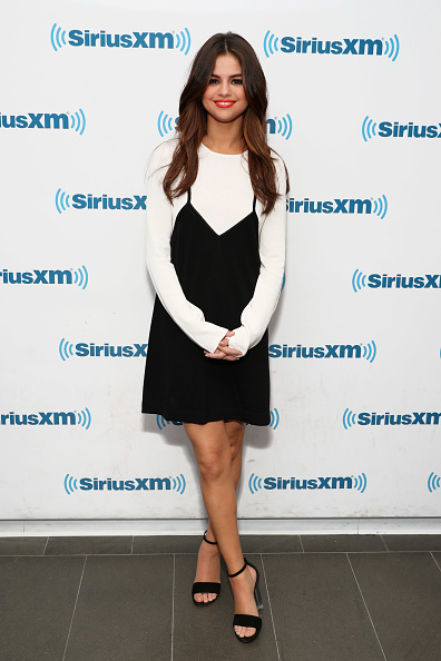 "Selena Gomez「Selena Gomez Visits ""The Morning Mash Up"" On SiriusXM Hits 1 Channel At The SiriusXM Studios In New York」:写真・画像(6)[壁紙.com]"