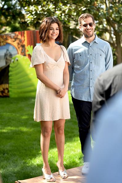 "Selena Gomez「Photo Call For Sony Pictures' ""Hotel Transylvania 3: Summer Vacation""」:写真・画像(15)[壁紙.com]"