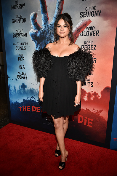 "Selena Gomez「""The Dead Don't Die"" New York Premiere」:写真・画像(7)[壁紙.com]"