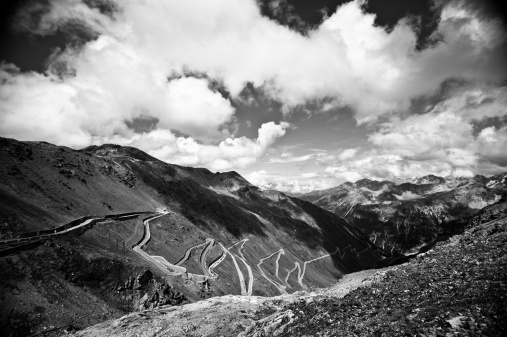 Alto Adige - Italy「Stelvio Pass」:スマホ壁紙(14)