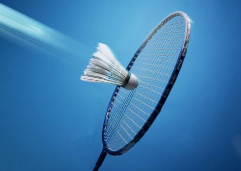 Receiving「Badminton」:スマホ壁紙(9)