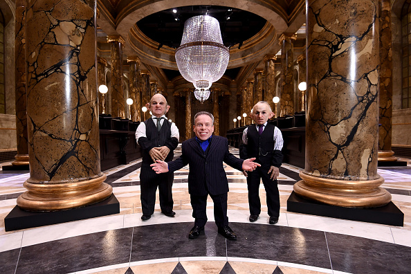 Fictional Character「Warner Bros. Studio Tour London Unveils The Original Gringotts Wizarding Bank」:写真・画像(11)[壁紙.com]