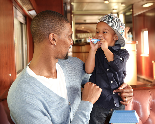 Gulf Coast States「Day Out With Thomas: The Thrill Of The Ride Tour 2014 Kicks Off At The Gold Coast Railroad Museum With Miami HEAT Forward Chris Bosh」:写真・画像(17)[壁紙.com]