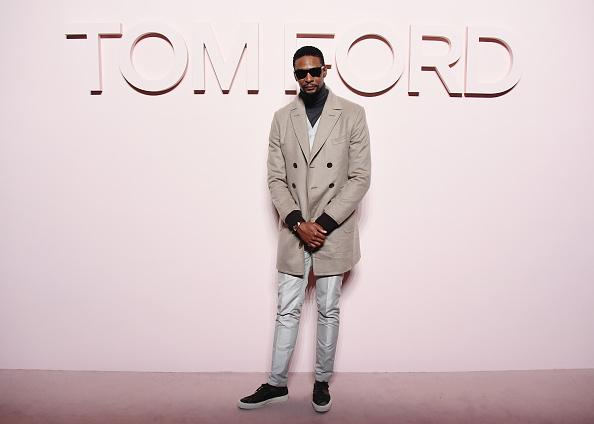 ニューヨークファッションウィーク「Tom Ford FW 2019 - Arrivals - New York Fashion Week: The Shows」:写真・画像(10)[壁紙.com]
