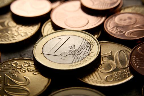 Budget「Money: Euro Coins」:スマホ壁紙(3)