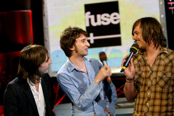 """Mark Wilson「FUSE TV's """"Daily Download"""" Show Presents Jet And Sugarcult」:写真・画像(17)[壁紙.com]"""