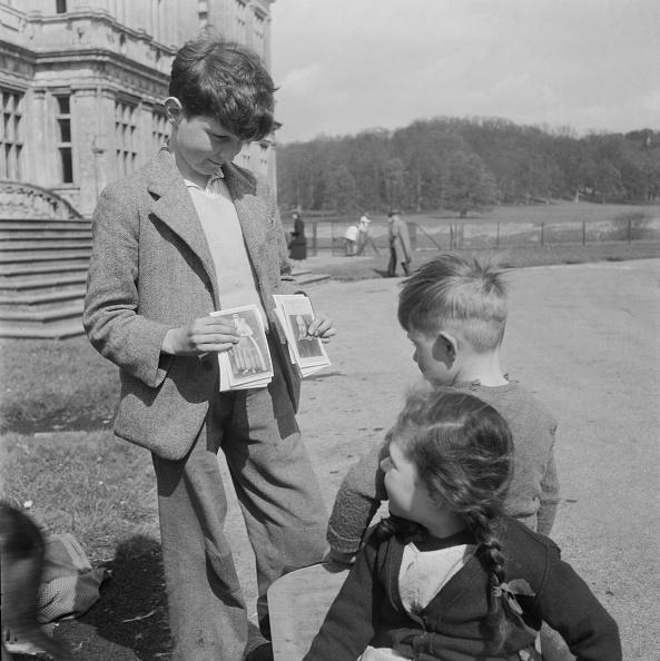 1949「Aristocratic Salesman」:写真・画像(17)[壁紙.com]