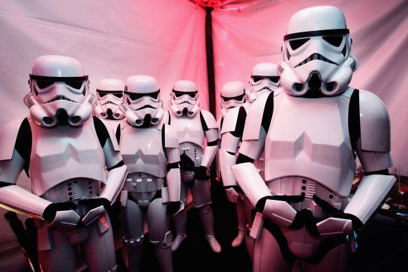 "Star Wars Series「""Star Wars: Episode III Revenge of the Sith"" San Francisco Premiere - Party」:写真・画像(7)[壁紙.com]"