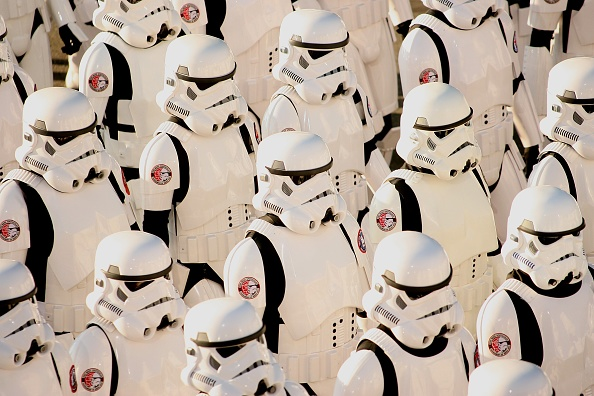 Stormtrooper - Star Wars「118th Tournament Of Roses Parade」:写真・画像(2)[壁紙.com]