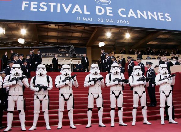 "Star Wars「Cannes - ""Star Wars III - Revenge of the Sith"" Screening」:写真・画像(13)[壁紙.com]"