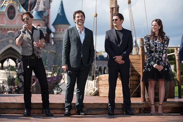 オーランド・ブルーム「European Premiere of Pirates of the Caribbean: Salazar's Revenge」:写真・画像(17)[壁紙.com]