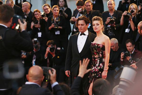Amber Heard「'The Danish Girl' Premiere - 72nd Venice Film Festival」:写真・画像(14)[壁紙.com]
