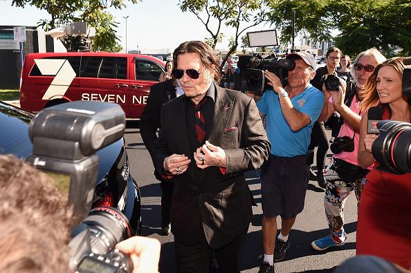 オーストラリア「Amber Heard Faces Trial In Gold Coast Court For Smuggling Johnny Depp's Dogs Into Australia」:写真・画像(6)[壁紙.com]