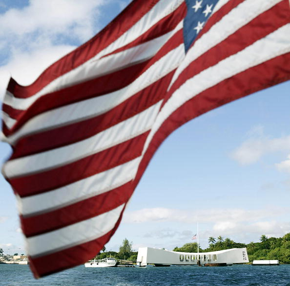 Ferry「63rd Anniversary Of Attack On Pearl Harbor Observed」:写真・画像(16)[壁紙.com]