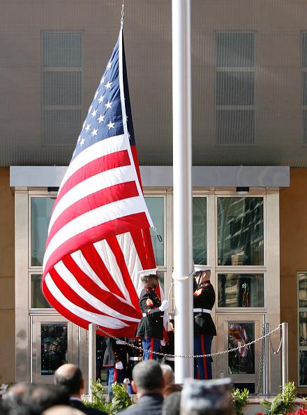 Baghdad「US Embassy Opens In Baghdad」:写真・画像(16)[壁紙.com]